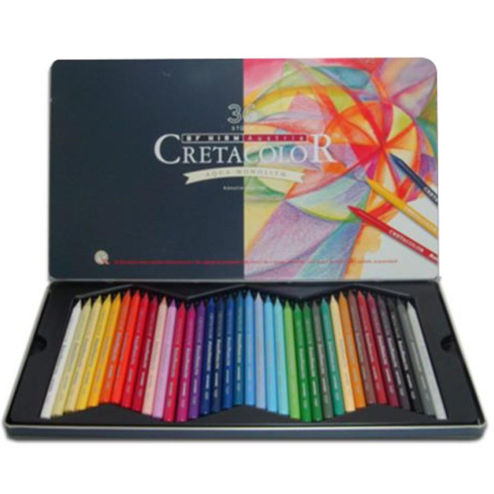 크레타색연필
