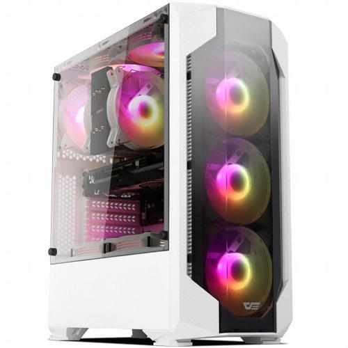 다크프레쉬 AZ PC케이스 DLM 22 RGB, DLM 22 RGB(화이트)