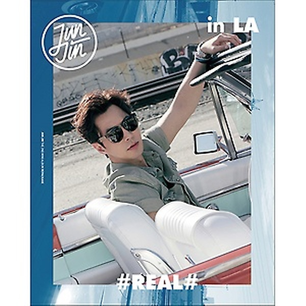 전진 - #REAL#: In LA [2nd Mini Album][Repackage] 가격