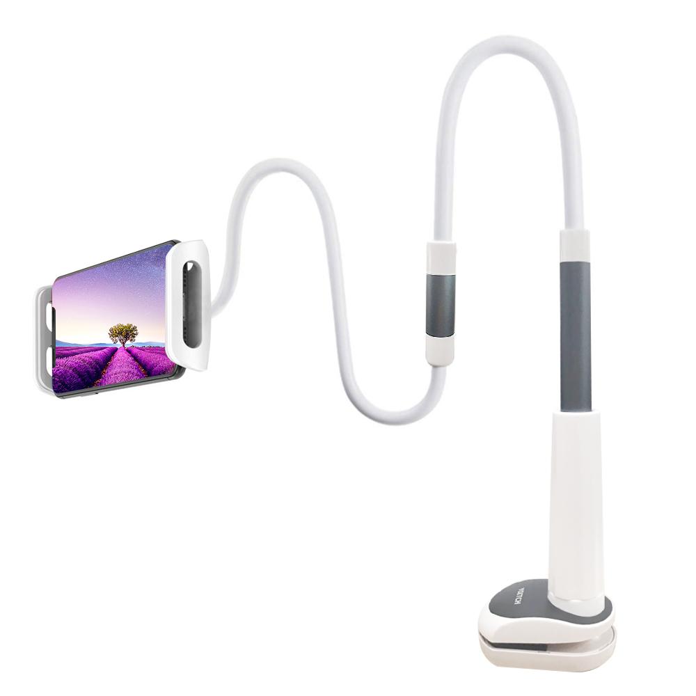 요이치 브라이트 스마트폰 거치대 YSH-200, WHITE + DARK GRAY, 1개