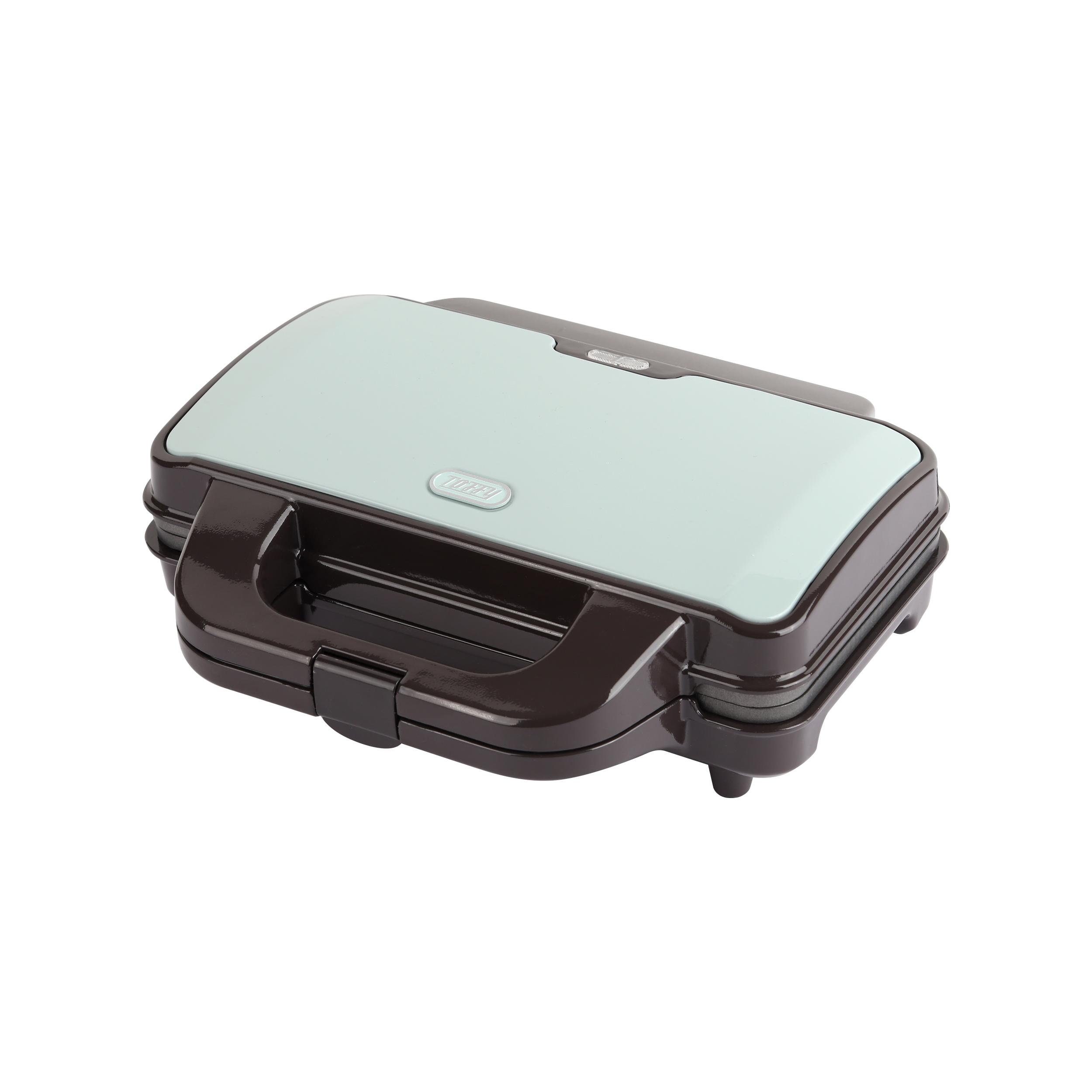 토피 핫 샌드위치 메이커 토스터, K-HS1-KR-PA(펄아쿠아)