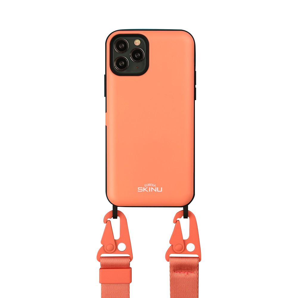 스키누 유레카 크로스바디 카드보관 젠더포함 일체형 휴대폰 케이스