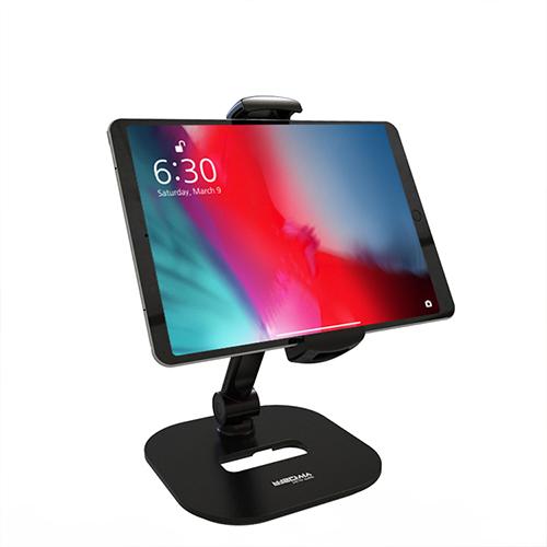 별다섯 이지마운트 스마트폰 태블릿 거치대 1단 스탠드형 FEM-4DL, 단일 색상, 1개