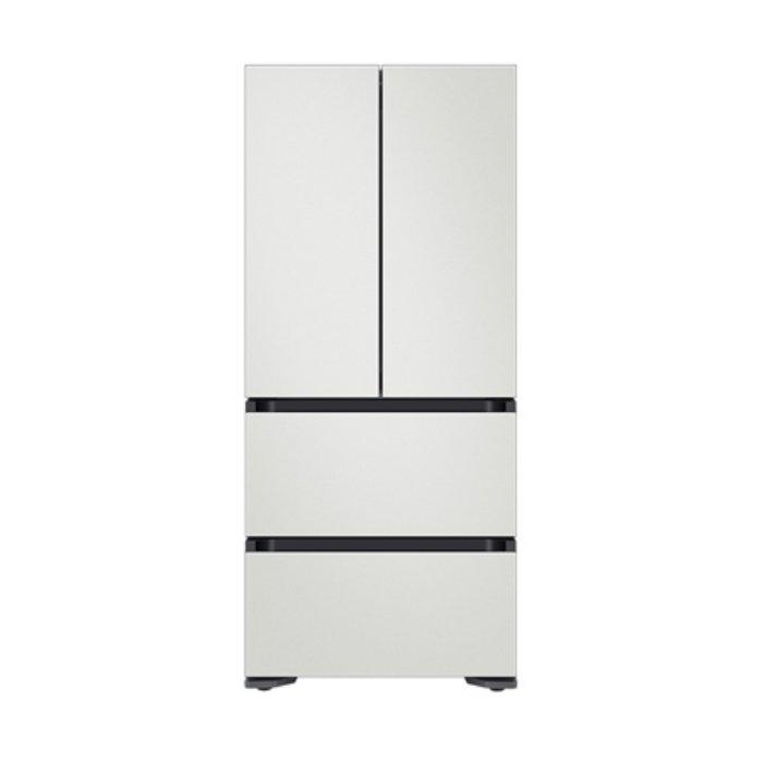 삼성전자 비스포크 스탠드형 김치냉장고 RQ48T940101 (486L) [Cotta White], 단일상품